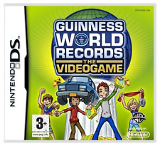 NDS-Guinness Book Of Records: The Videogame /NDS  GAME NUOVO