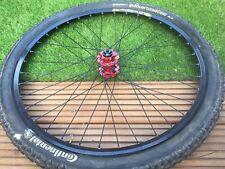 Mavic XC717 Halo Hubs 26 Inch MTB Disc Wheel Front Mountain Bike 559x17 S.6000