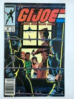 1987 G.I. Joe #66 Marvel Copper Age COMIC BOOK