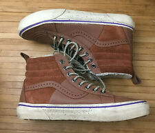Vans Hana Beaman Shoes size Men's 7 Woman 8.5