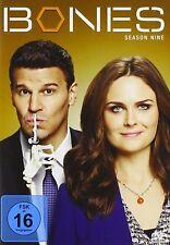 Bones - Season Nine [6 DVD Set] Emily Deschanel