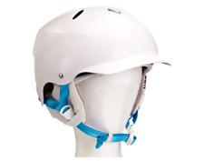 Bern Unlimited Women's Lenox Hard Hat Snow Hard Hat White Liner White XS Ski