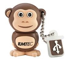 CLE USB 4 GO RAPIDE EMTEC SINGE /  4 gb monkey stick key clef