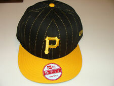 New Era Pittsburgh Pirates Snapback Cap Hat MLB NEW