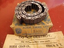 1935 1936 PONTIAC SIX  BORG WARNER MORSE TIMING CHAIN 1531 TC302