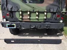 NEW! MILITARY AIRLIFT A2 BUMPER HMMWV M998 PN 12469405