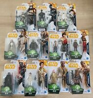 Brand new Star Wars 2.0 Force Link Action Figures 11 to collect Disney Hasbro