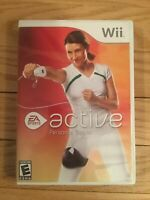 ACTIVE PERSONAL TRAINER - Wii - COMPLETE WITH MANUAL - FREE S/H - (HH)