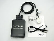 Yatour Car Digital Music Changer USB SD MP3 for Passat Polo Jetta Golf Beetle