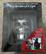 OOP! Terminator Genisys 3D Bluray Steelbook with Skull AMAZON GERMANY EXCLUSIVE