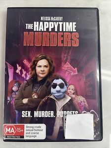 Happytime Murders, The DVD Free Dvd