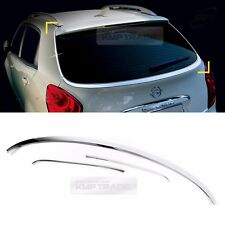 Chrome Rear Window Glass Molding Garnish Cover Trim for SSANGYONG 2012-17 Actyon