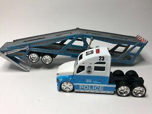 Maisto-All Stars Transporter & 1 Die-Cast Vehicle 1:64 Dodge Viper SRT VINTAGE