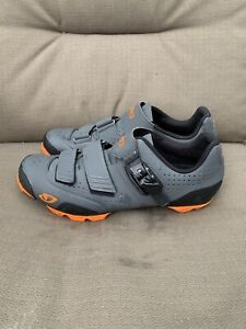 GIRO PRIVATEER R mtb shoes size 10