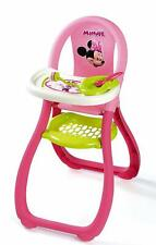 Minnie Mouse Doll's High Chair Play toy Girls Playset