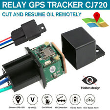 GPS Car Tracker Real Time Device Locator Remote Control Anti-theft Hidden 40V QW