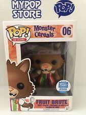 Funko Pop! Ad Icons Shop Exclusive Monster Cereals Fruit Brute #06 (Damaged)