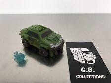 Transformers Prime Cyberverse Bulkhead Commander Class 100% Complete