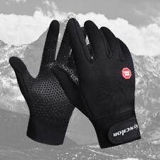 Winter Warm Full Finger Touch Screen Thermal Gloves Men Women Windproof Mittens