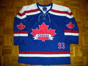 CANADA ATHLETICS #93 NATIONAL TEAM HOCKEY JERSEY