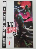IMAGE FIRSTS: BLACK SCIENCE #1 SPECIAL EDITION (2015) IMAGE COMICS REMENDER!