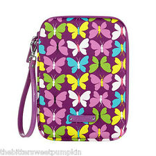 VERA BRADLEY~NEOPRENE MEDIUM TABLET SLEEVE~FITS I-PAD MINI-NINTENDO DS~NWT!