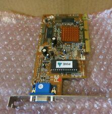 Nvidia PT-5988-3Q V1.0 W01/01 TNT2 VANTA 16M AGP Graphics/Video Card