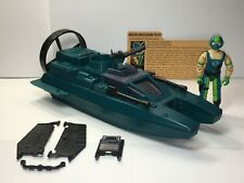 GI Joe Water Moccasin & COPPERHEAD 100% Complete 1984