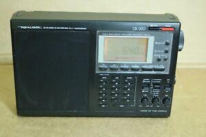 classic REALISTIC model: DX-390 Fm/Am/Lw/Sw SHORTWAVE Radio World-Band RECEIVER