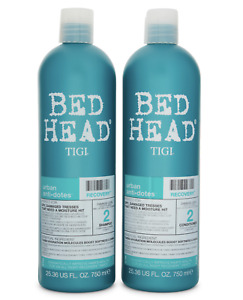 TIGI Bed Head Recovery Shampoo & Conditioner Pack 750mL Urban Antidotes Duo