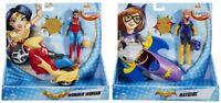DC SUPER HERO GIRLS - WONDER WOMAN & BATGIRL - ACTION FIGURES - CHOICE OF 2 HERO
