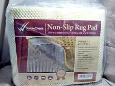 """DoubleCheck Non-Slip Rug Pad 55"""" x 78"""" Fits Rug Size 5' x 7'"""