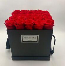 ❤️ Exklusive Rosenbox zum Valentinstag mit Infinity Rosen als Geschenk Versand
