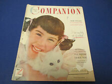 Woman's Home Companion Magazine, October 1952, I Had My Baby Out Of Wedlock