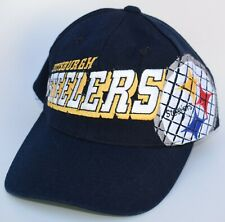 PITTSBURGH STEELERS NFL Baseball Cap Hat SPORTS SPECIALTIES One Size Snapback