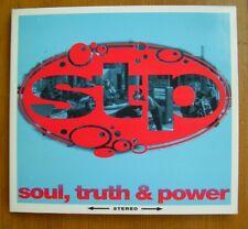 CD ST&P - soul, truth & power # Hip Hop # Soul # Rare Groove