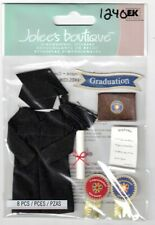 JOLEE'S BOUTIQUE GRADUATION #1 DIMENSIONAL STICKERS BNIP