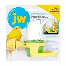 Jw Pet Insight Clean Cup Feeder and Water Cup Small Color Varies(Free Shipping