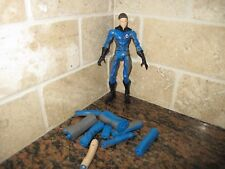 MARVEL LEGENDS FIGURE FANTASTIC 4 FOUR 2005 MOVIE MR. FANTASTIC SNAP ON BENDY