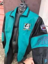 Vintage 1990s Anaheim Mighty Ducks Pro Player Jacket - Size L