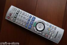 GENUINE Original Panasonic HDD DVD SD TV Remote Control EUR7729KH0 EUR7729KHO
