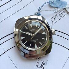 Lunetta FISSA BEZEL larga Vostok Amphibia se amfibia in Acciaio Inox Clean (Smooth)