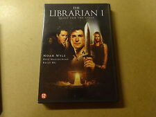 DVD / THE LIBRARIAN 1 - QUEST FOR THE SPEAR ( NOAH WYLE, KELLY HU... )