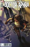 Star Wars Doctor Dr Aphra #5 2017 Cover A 1st Print Marvel Comics