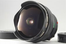 【AB- Exc】 Canon New FD NFD FISH-EYE 15mm f/2.8 MF Lens for FD From JAPAN #2366