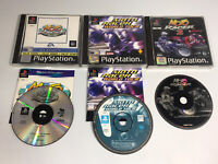 Moto Racer Bundle World Tour Sony Playstation One PS1 3xGame 1 And 2