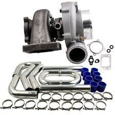GT35 GT3582 GT3582R Turbo for Ford Falcon BA BF XR6 & 76mm Intercooler Pipe Kit