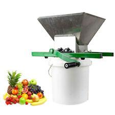 7L New Home Manual Apple Grinder Fruit Press Juicer for Pear Grape Crusher Kits