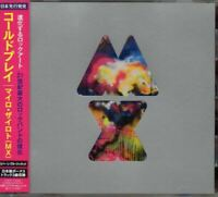 Coldplay ‎Mylo Xyloto JAPAN CD with OBI 3 Bonus Track TOCP-71200