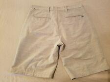 Mens Hurley Shorts 32 Khaki Athletic